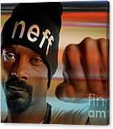 Snoop Lion Canvas Print