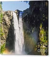 Snoqualime Falls Canvas Print