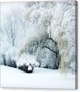 Snow Dream Canvas Print
