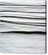 Snow Drift 01 Canvas Print
