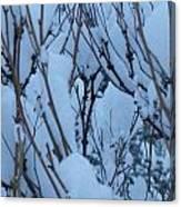 Snow Load Canvas Print