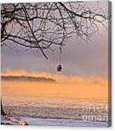 Snowbird's Summer Home Canvas Print
