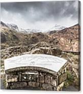 Snowdonia Viewpoint 2 Canvas Print