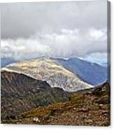 Snowdonian Splendor Canvas Print