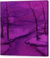 Snowed In IIII Canvas Print