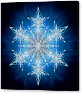 Snowflake - 2012 - A Canvas Print