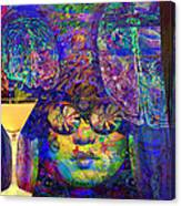 Studio 54 Tribute New York Canvas Print