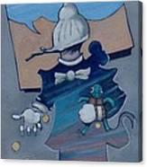Soapbox Canvas Print