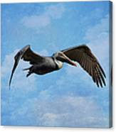 Soaring By Canvas Print