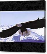 Soaring Freedom Canvas Print