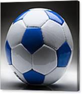 Soccer Ball Canvas Print