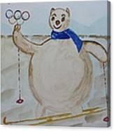 Sochi Canvas Print