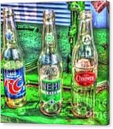 Soda Pop Canvas Print