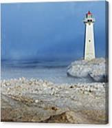 Sodus Point Lighthouse Canvas Print