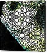 Sofishticated - Fish Art By Sharon Cummings Canvas Print