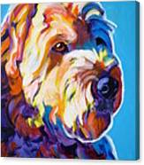 Soft Coated Wheaten Terrier - Max Canvas Print