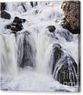 Soft Water Canvas Print