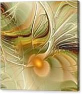 Soft Wings Canvas Print