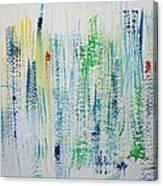Softly Strangled Canvas Print