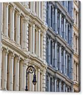 Soho Architecture Canvas Print
