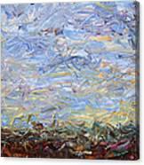 Soil Tumoil 2 Canvas Print