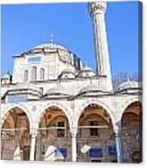sokullu pasa camii Mosque 03 Canvas Print