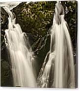 Sol Duc River Cascade Canvas Print