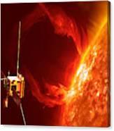 Solar Orbiter Canvas Print