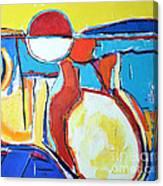 Solar Polyphony  Canvas Print