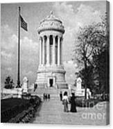 Soldiers Memorial - Ny Canvas Print