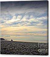 Solice On The Beach Canvas Print