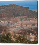 Solidly Transparent Canvas Print