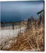 Solitude On The Cape Canvas Print