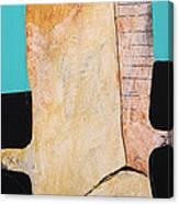 Sollemne No. 1  Canvas Print