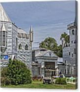 Solomon's Castle Ona Florida Canvas Print