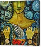 Solstice Dreamer Canvas Print