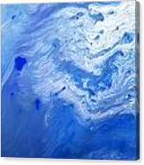 Some Kind Of Blue Canvas Print