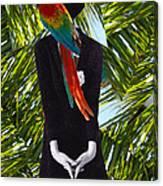 Some Tropic Canvas Print