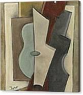 Sonata Il Canvas Print