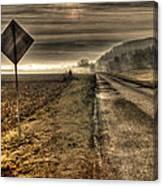 Song Of The Open Road Canvas Print