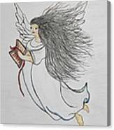 Songs Of Angels Canvas Print