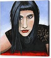 Sonja Canvas Print