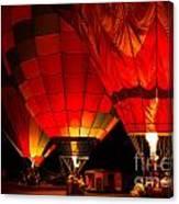 Sonoma County Hot Air Balloon Classic Canvas Print
