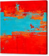 Sonoran Sunset 2 Canvas Print