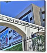 Sony Pictures Entertainment Production Distribution Canvas Print