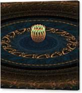 Sorcerer's Wheel Canvas Print