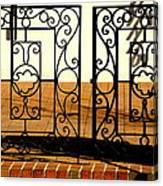 Sorosis Gate Canvas Print