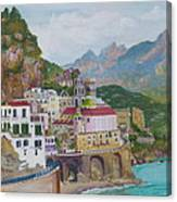 Sorrento Canvas Print