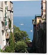 Sorrento Views Canvas Print