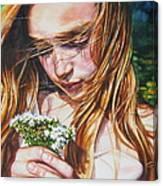 Soul Blossoms Canvas Print